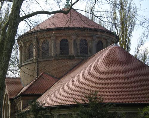 коническая и купольная крыша фото