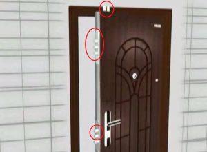 Металлические двери, выбор, установка