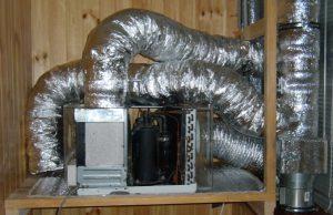 Монтаж приточной установки и кондиционирование воздуха