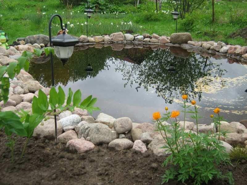 Использование природного камня фото