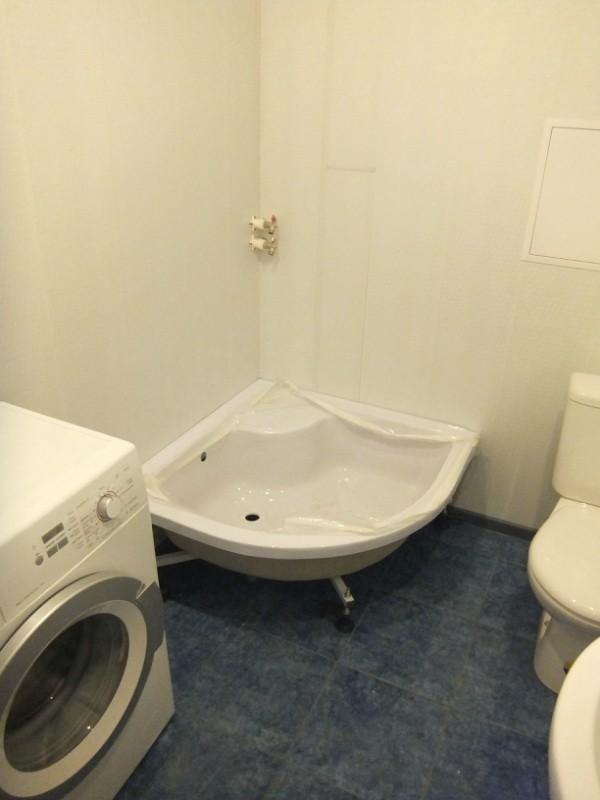 Как установить душевую кабину в ванной комнате