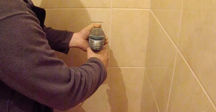 монтаж акриловой ванны