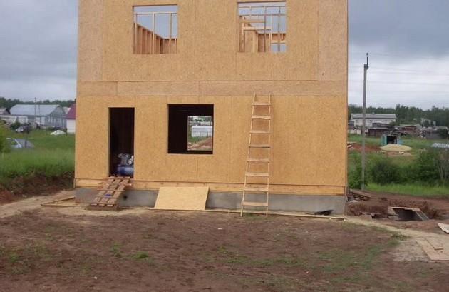каркасный дом стоимость