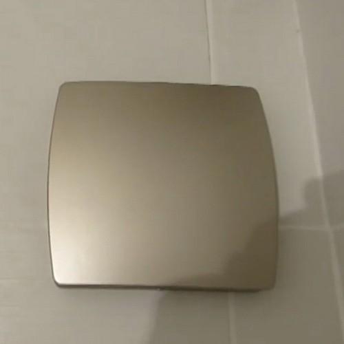 Вентиляция в туалете своими руками