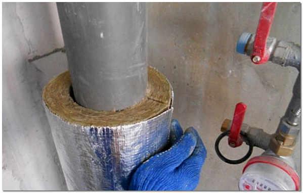 шумоизоляция стояка канализации в многоквартирном доме