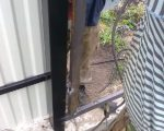 как сделать забор из металла