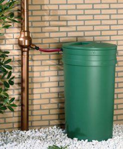 Система сбора дождевой воды с крыши своими руками
