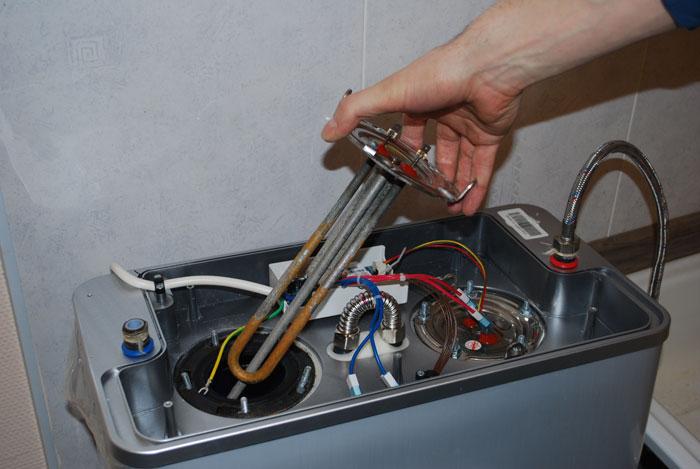 Как отремонтировать водонагреватель Аристон