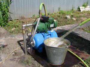 Как сделать абиссинскую скважину