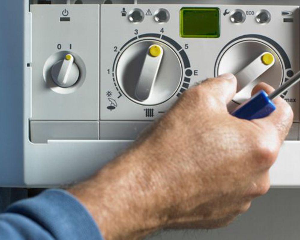 Как отрегулировать газовый котел