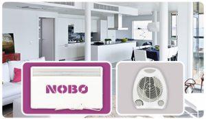 Электрические конвекторы NOBO