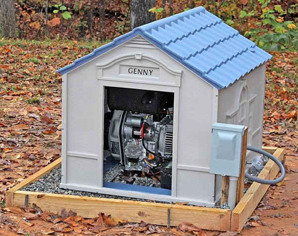 Миниатюра для генератора