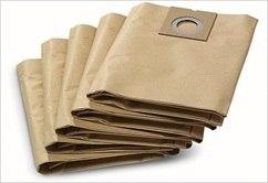 Бумажные мешки для строительного пылесоса