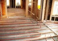Теплый водяной пол и пол деревянный: совместимы ли эти понятия