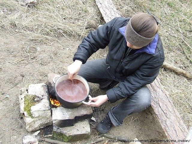 Финский рецепт краски своими руками