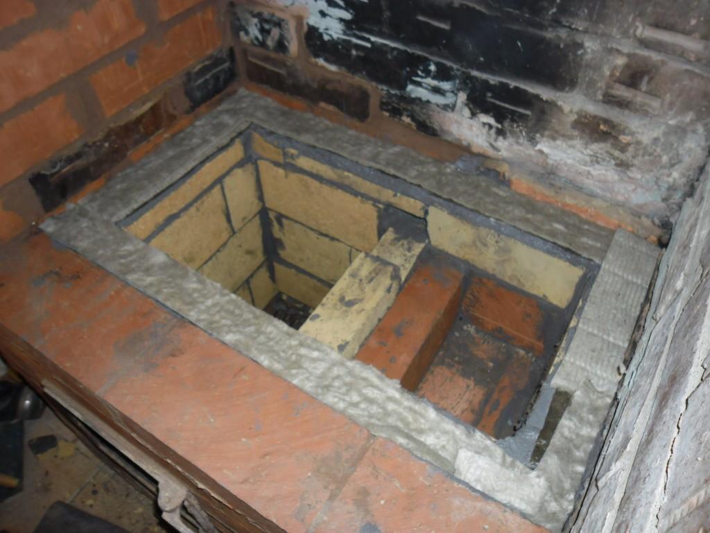 Подложка под варочную плиту