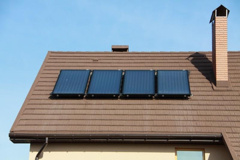 Отопление и солнечные коллекторы