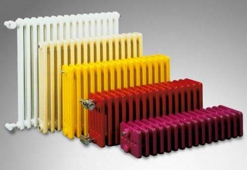 Обилие форм и расцветок стальных радиаторов