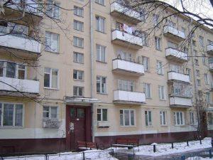 Балконы в городских домах