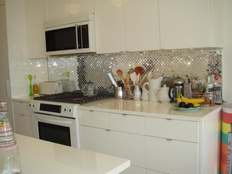 Отделка стены на кухне: варианты создания «кухонного фартука»