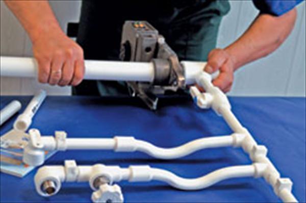 Аппараты для сварки полиэтиленовых труб
