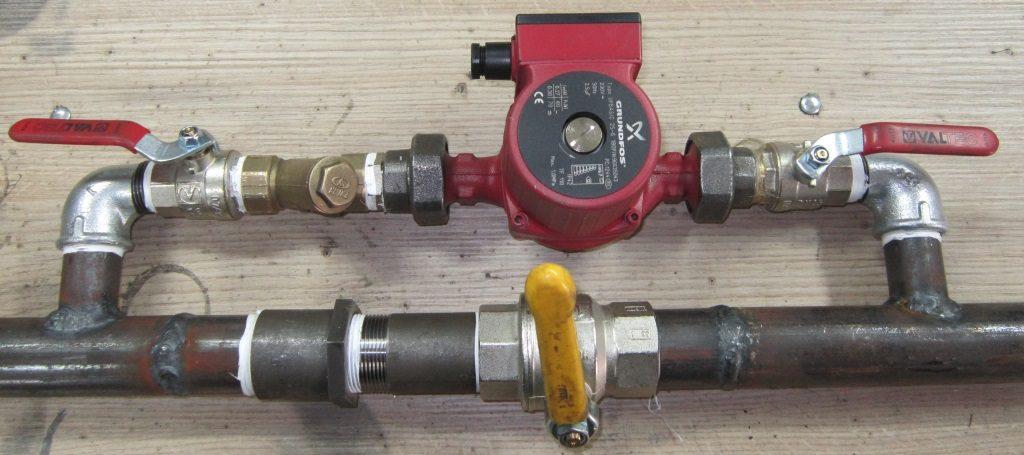 Циркуляционный насос системы отопления