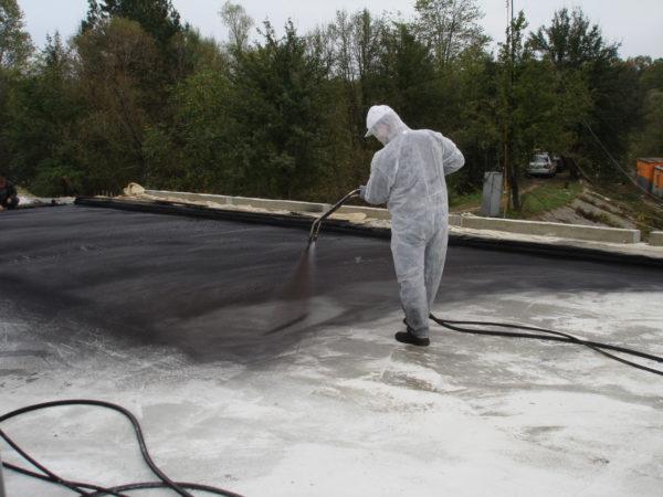 жидкая резина Гидроизоляция крыши