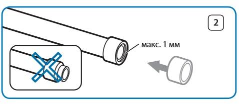 Кольцо для труб Uponor