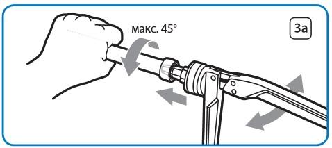 инструмент для расширения трубы Uponor