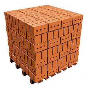 Как узнать, сколько кирпича в одном кубометре кладки?