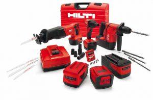 Компания Hilti: инструменты и цены
