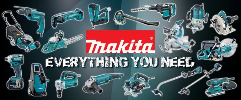 Макита - производитель инструмента