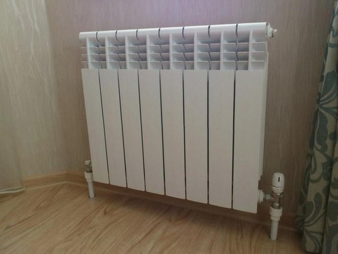 радиатор отопления алюминиевый