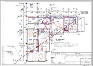 Проектирование системы канализации и септика