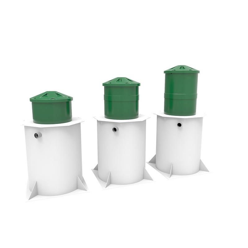 преимущество очистного сооружения kolovesi