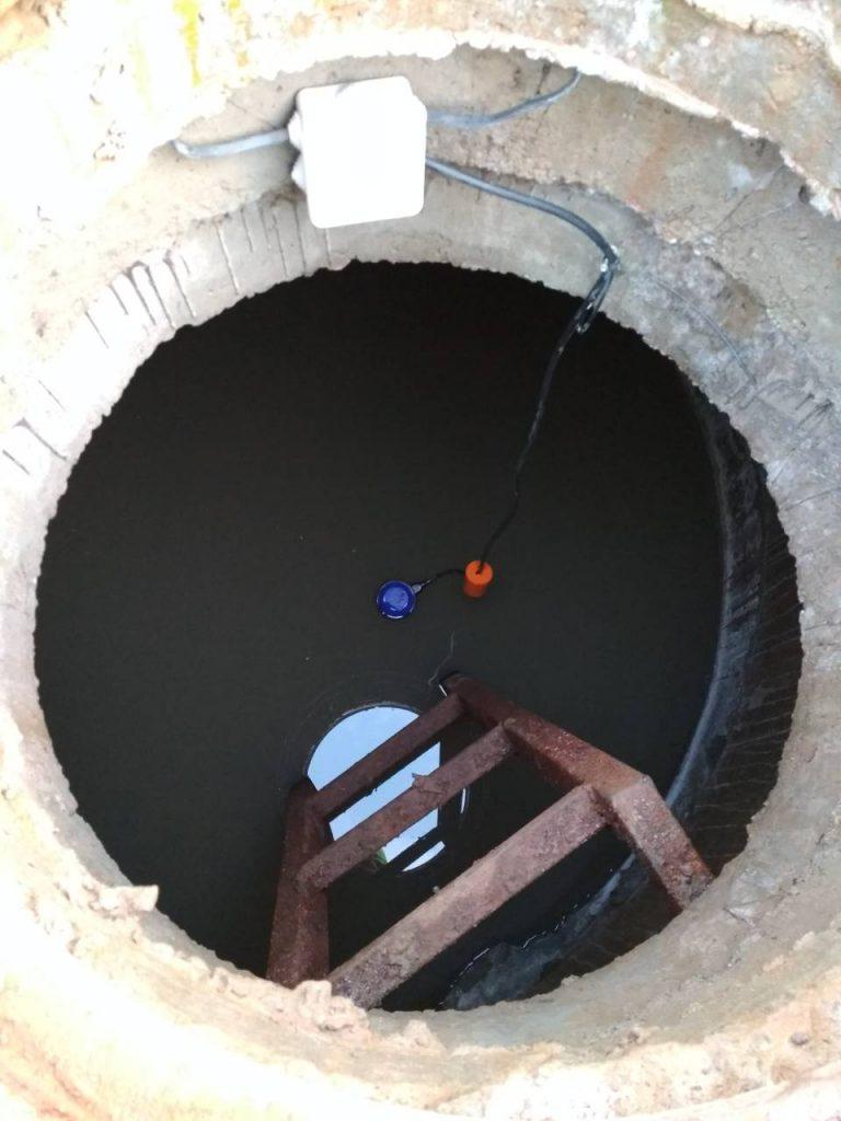 аванрийная сигнализация поплавковый переключатель