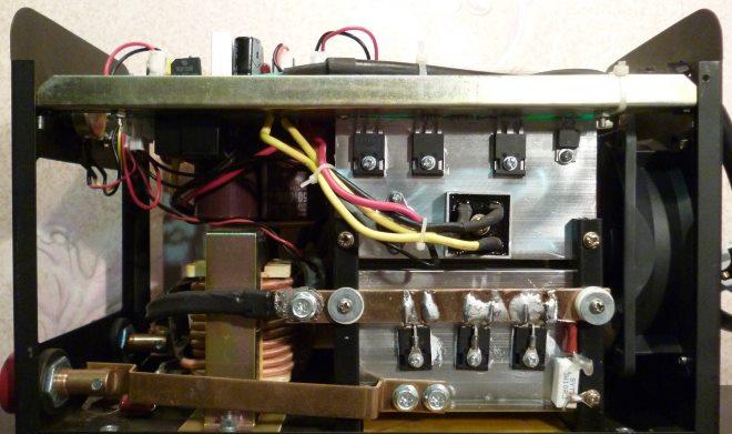 инверторный сварочный аппарат