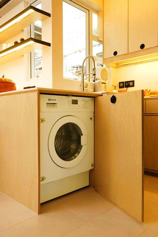 стиральная машина и где ее поставить в хрущевке