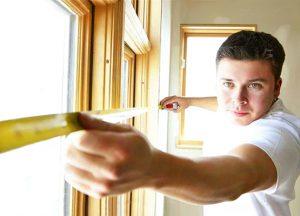 Хотите установить пластиковые окна – замеры сделайте своими руками!
