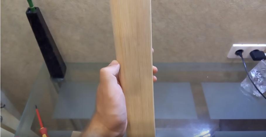 Как найти середину длинных предметов