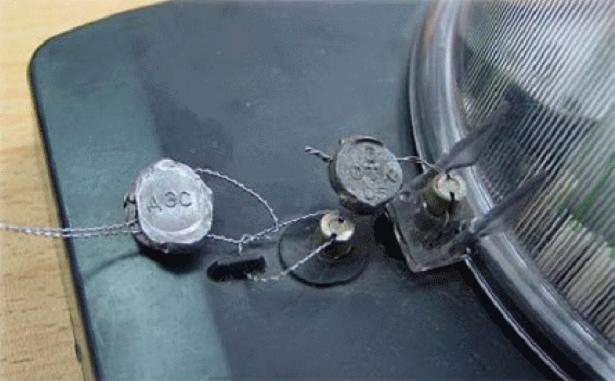 замена электросчетчика и его опломбирование
