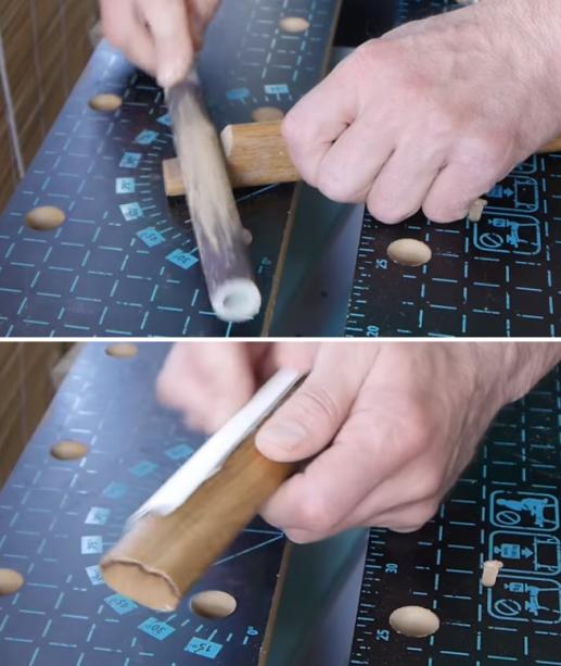 как производить обработку деталей