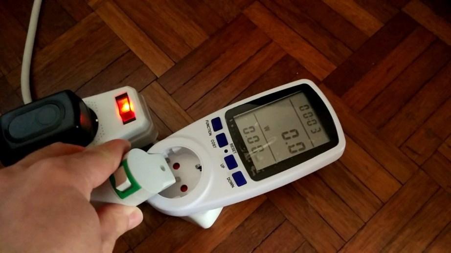 как определить потребляемую мощность