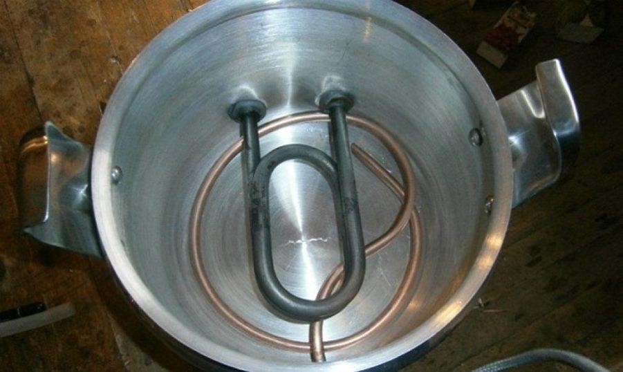 газовый баллон для изготовления парогенератора