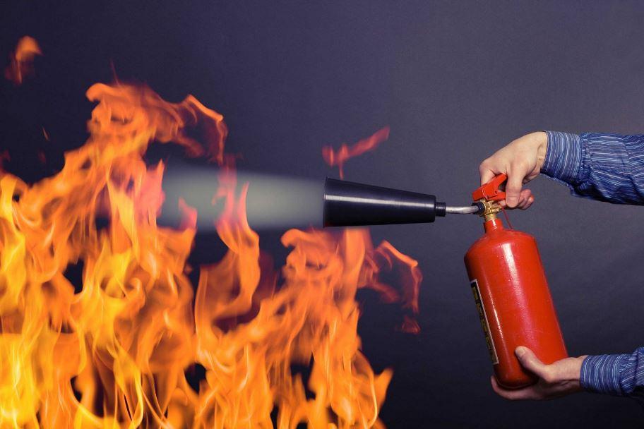 эти средства позволят ликвидировать пожар