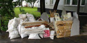 Штраф за строительный мусор: узнайте, как его избежать!