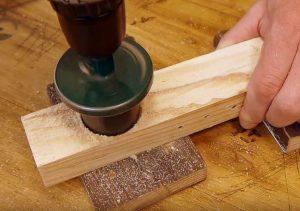 Очень нужные лайфхаки: как сделать молоток лучше и как избавиться от дыма при сверлении коронкой