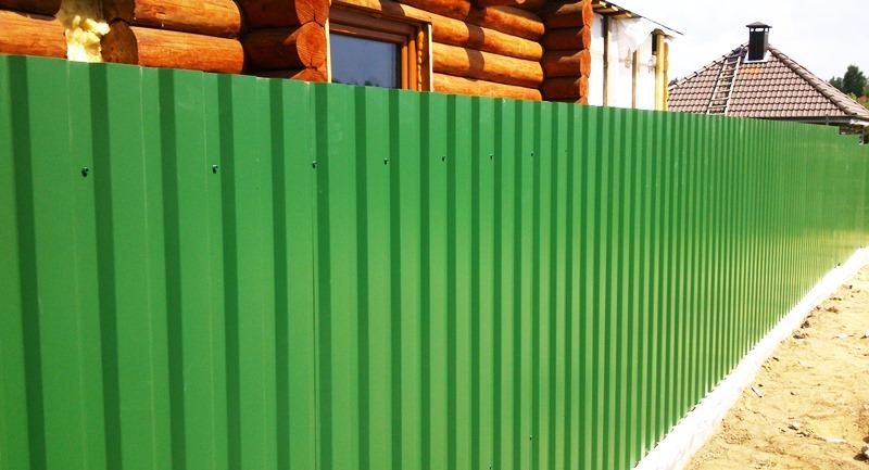 забор и его достоинства