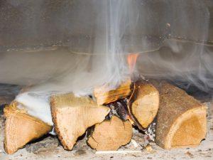 Что делать, если дымит печь