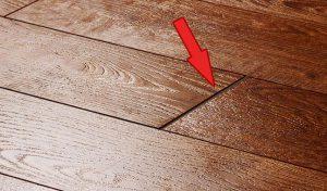 Лайфхаки для ремонта: Дверь правая или левая, устраняем щели в ламинате